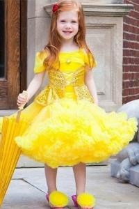 Модные детские юбки