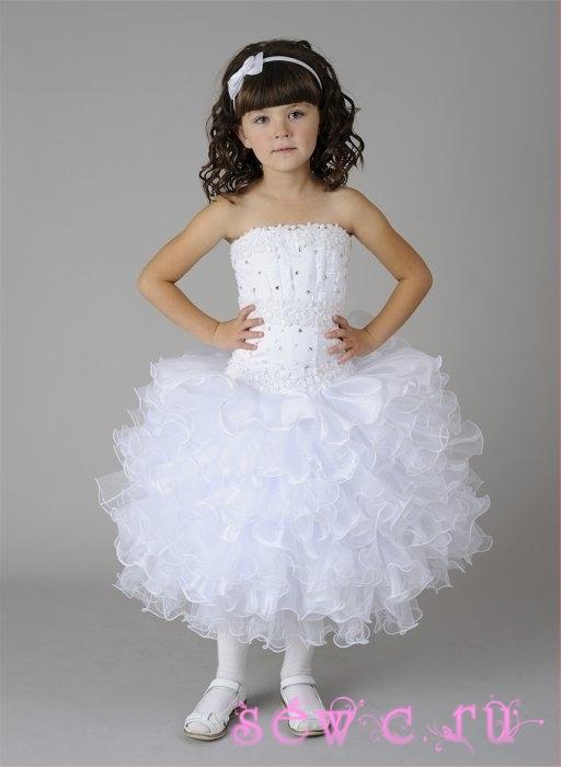 белое платье полежака