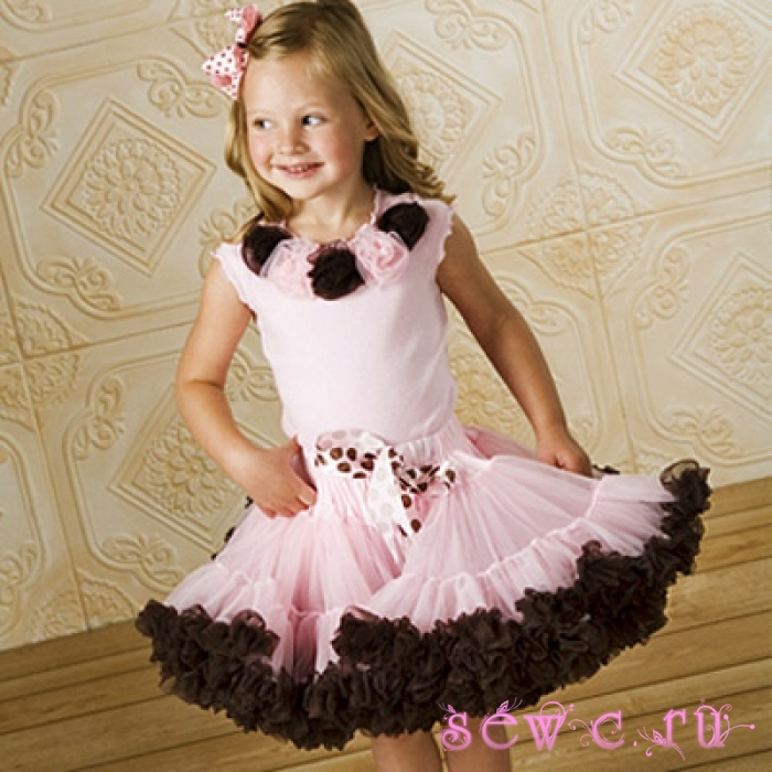 американские юбки для девочки: