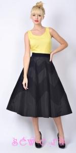 Платья в стиле 60 годов фото женские