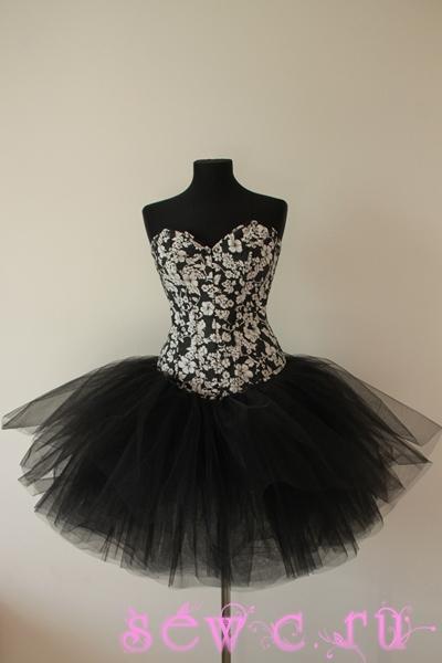 23 янв 2015 Как оформить платье из фатина своими руками? . Пошить пышное нарядное платье для девочек