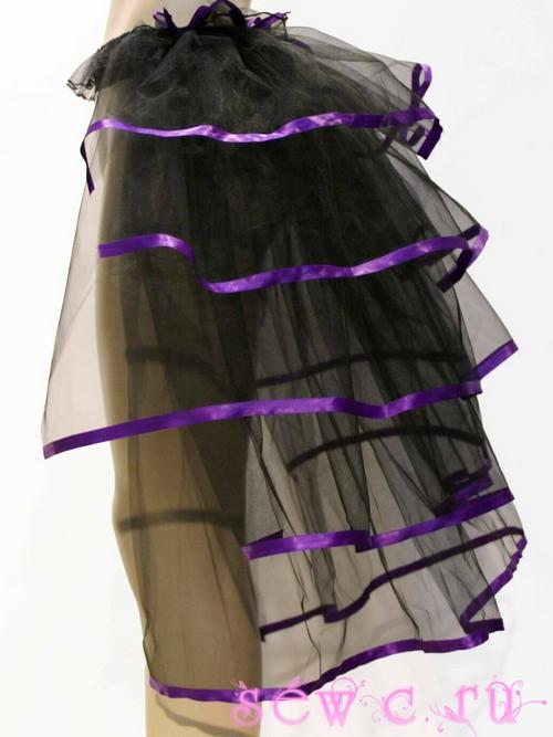 Детский подъюбник для платья своими руками фото 544