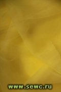 Фатин мягкий, цв.Лимонный 1,2 м. Цена за метр.