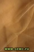 Фатин средней жесткости, цв. Горчичный 1,3 м. Цена за метр.