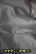 Атлас-стрейч, цв. Черный, цена за 1 м/пог. Шир. 1,5 м.
