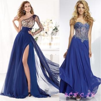 Одежда женские вечерние платья