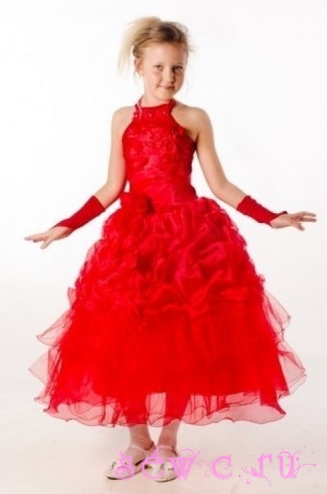 Бальное платье из фатина своими руками фото 739