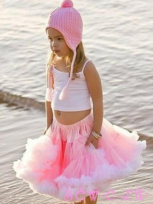 Пышные юбки для девочек американка