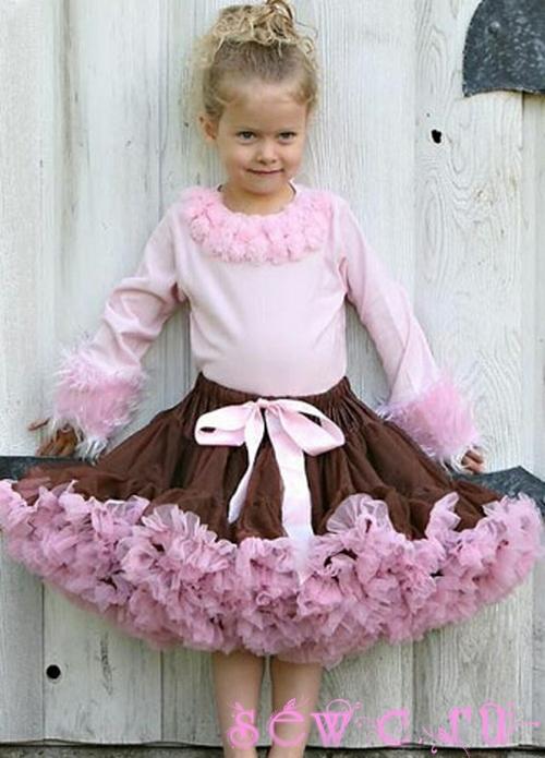Купить юбку американку детская
