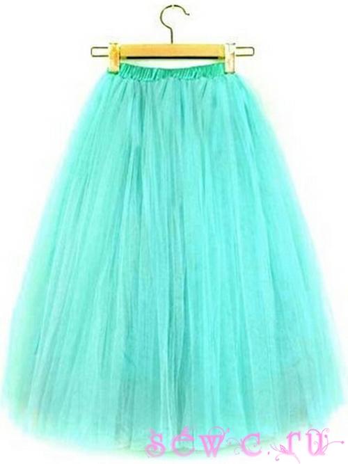 юбка для девочки 5 лет размеры
