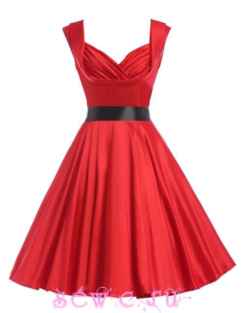 9ccce7585e9f Юбки и платья в стиле стиляги купить    Интернет-магазин женской ...